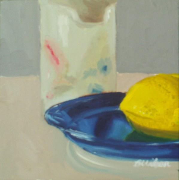 still life(lemon)