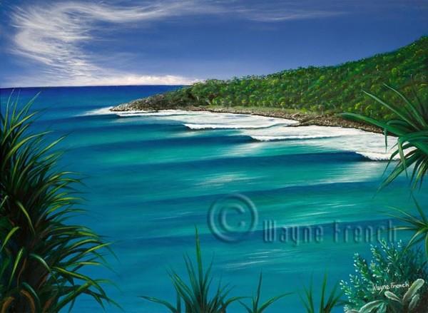 Granite Bay Noosa Heads Australia