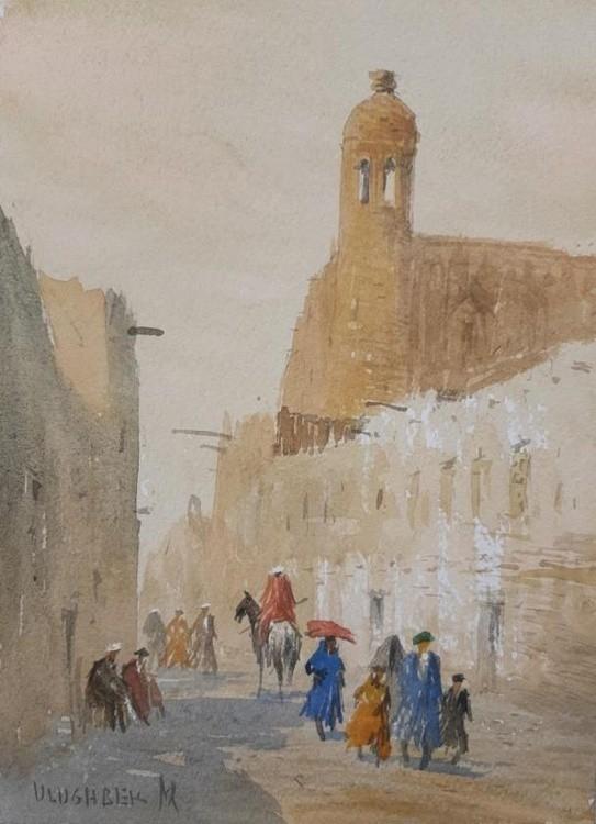 In Khiva