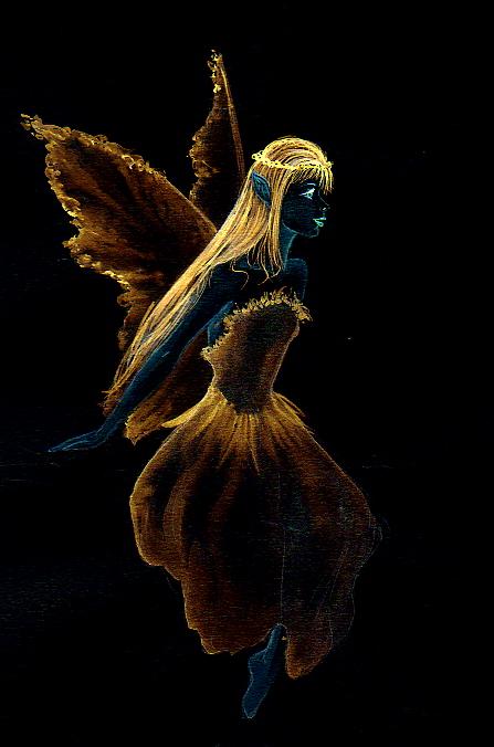 faery at nite