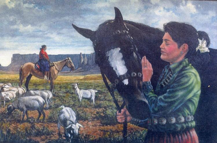 The Navajo Natural Living Bond