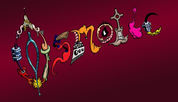 Osmotic Band Logo (Color)