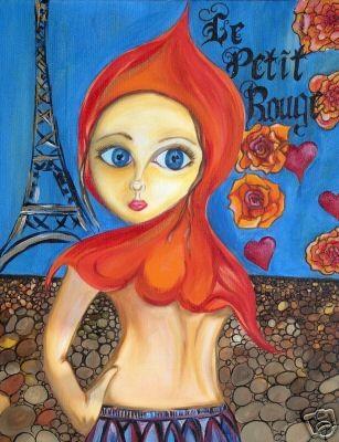 Le Petit Rouge (Little Red)