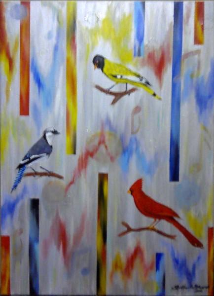 Bird Song in Primary