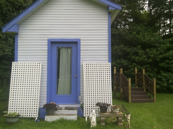 update of cottage