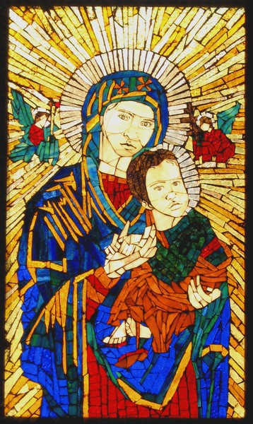 Our Lady Perpetual Help Icon