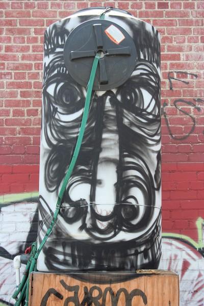 LA WALL ART #1