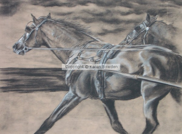 To The Finish - SOLD