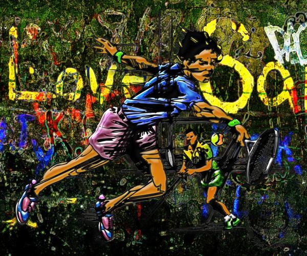 Urban Co-ed Tennis