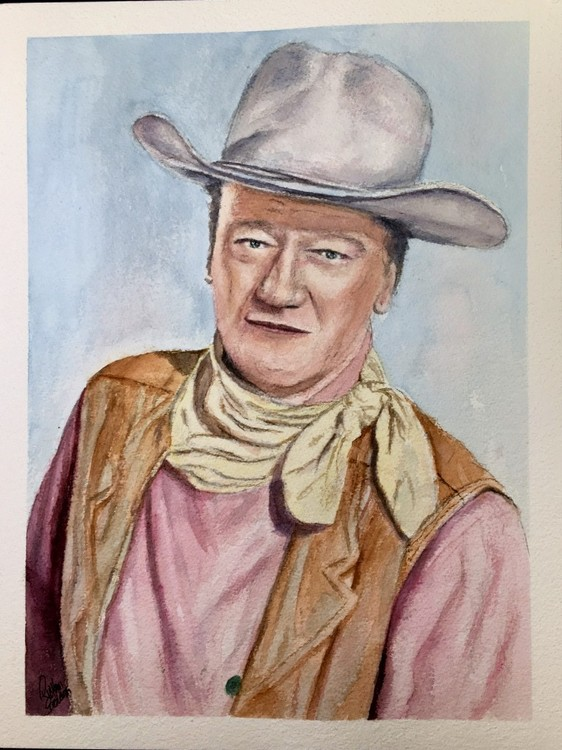 my version of John Wayne