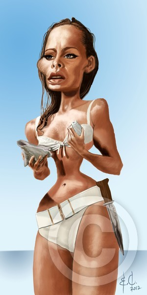 Ursula Undress