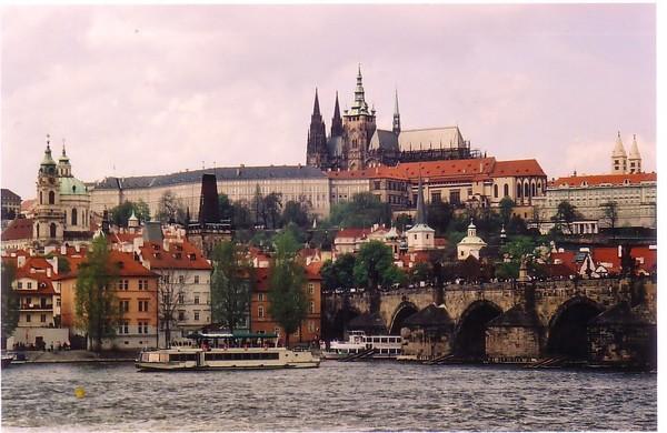 Prague the Castle