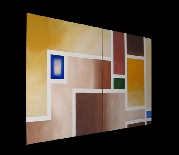 a square composition