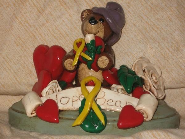 'Hope' Cancer Bear