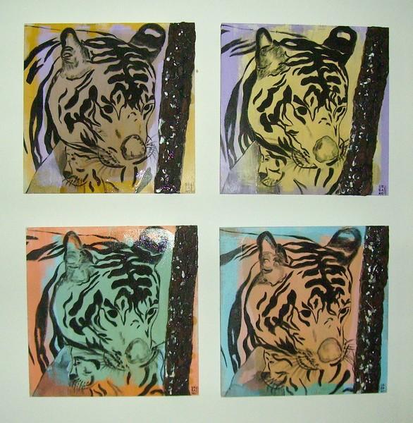 baby Tiger 1-4