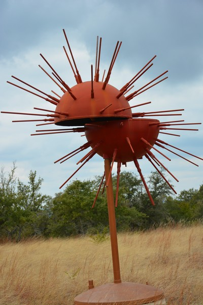At the Sculpture Ranch