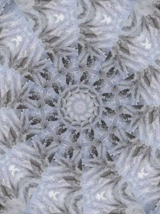 Icy Mandala 3