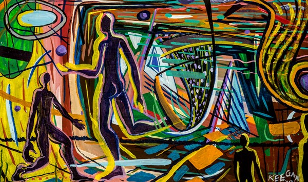 Figures in an Abstract World
