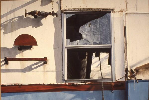 Barge Window