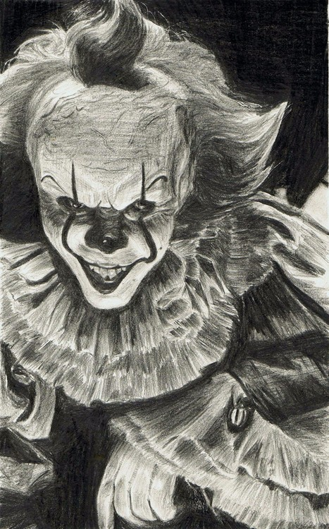 FANART : Pennywise The Dancing Clown