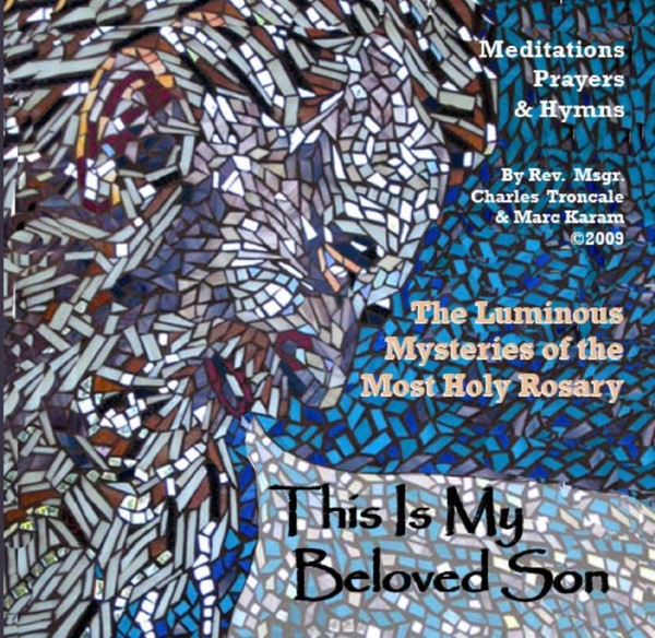 This Is My Beloved Son CD Cover