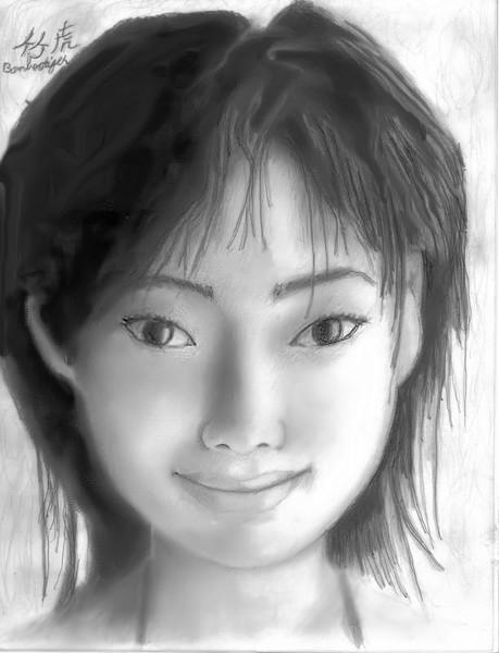 Portrait of Waka Inoue