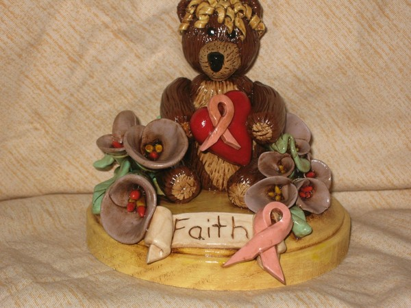 'Faith' Cancer Bear