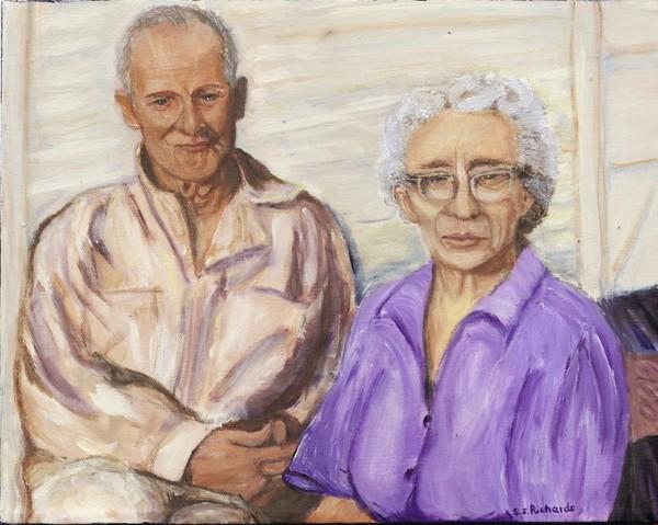 Pop and Grandma