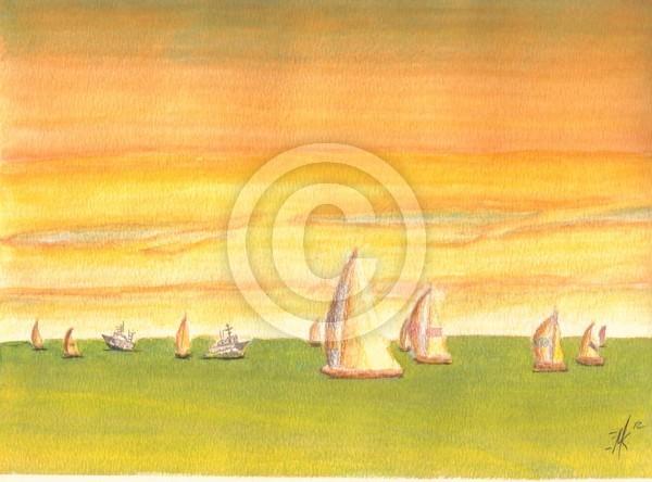 Wind on Canvas