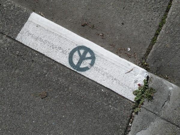 Peace curb