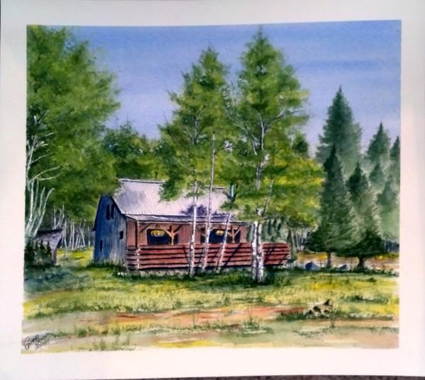 Colorado Mountain Cabin Sold