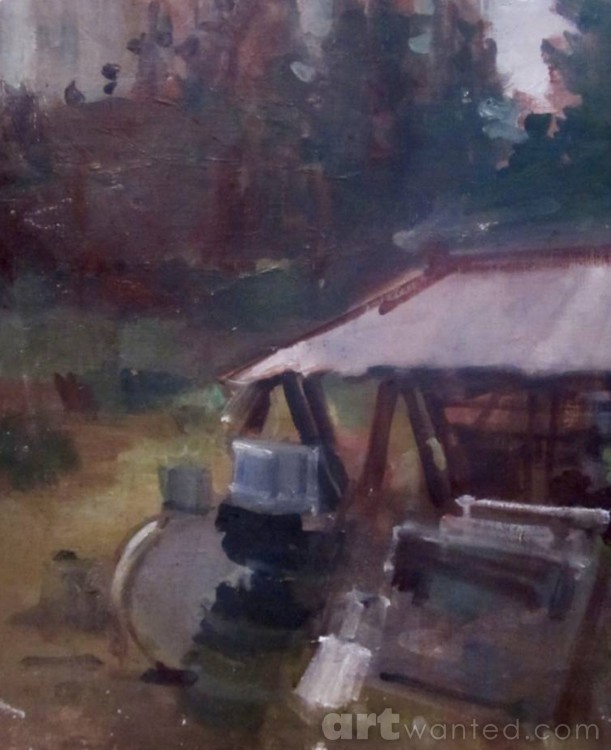 Tim's Old Barn