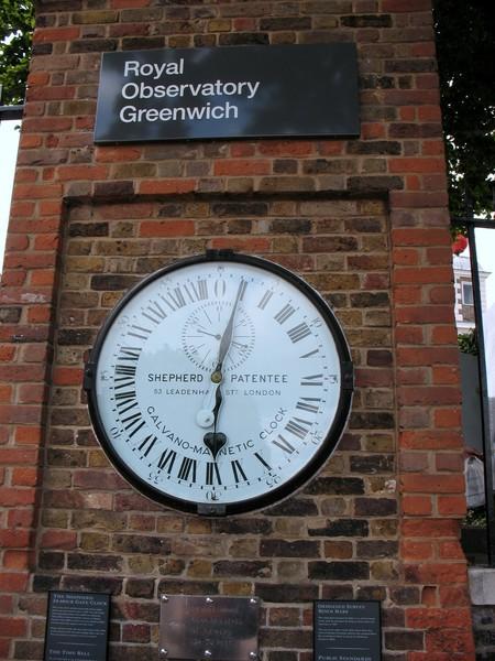 Greenich Mean Time