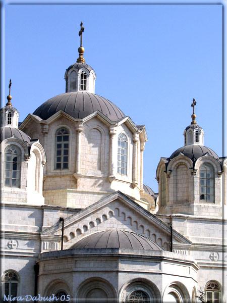 Russian Church - Jerusalem