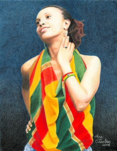 Mahlet Portrait