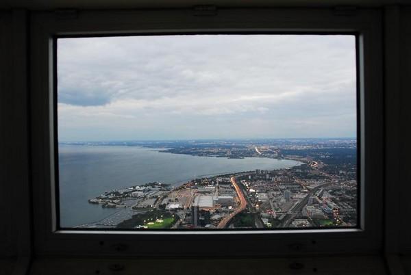 CN Tower view-Toronto