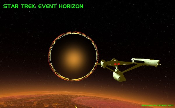 STAR TREK EVENT HORIZON