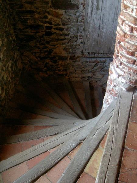 Dark secrets below stairs??