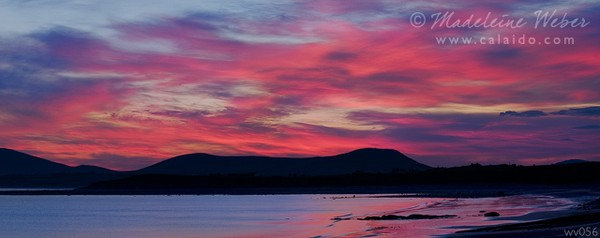 • Colourful Waterville Sunset