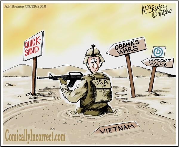 Obama's Wars (Cartoon)