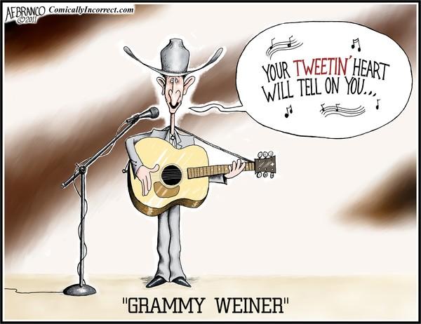 Weiner's Hit Song (Cartoon)