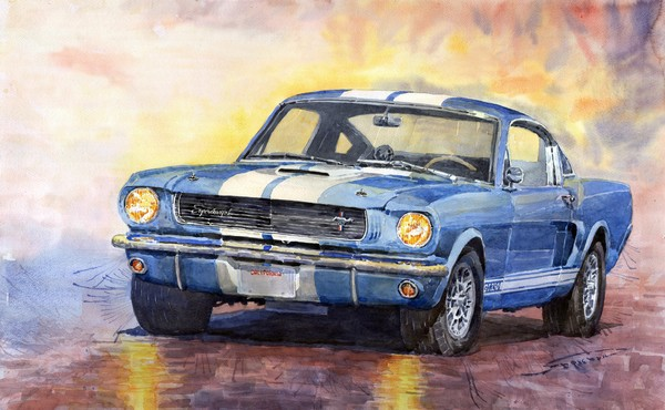Ford Mustang GT3501966