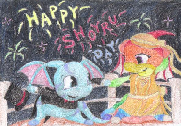 Happy Shoyru Day