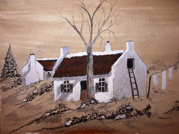 Cape Dutch House II