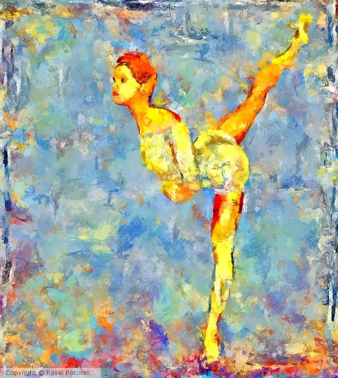Ballet lessons XVI