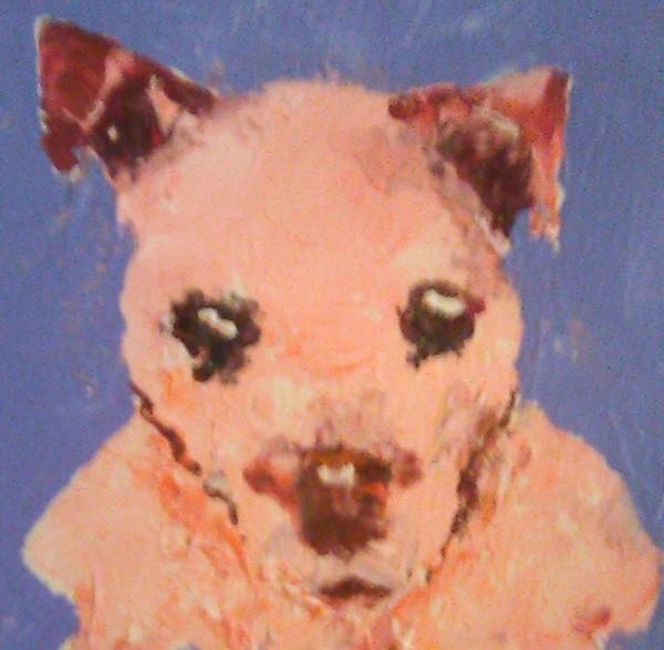 Winky Portrait Painting