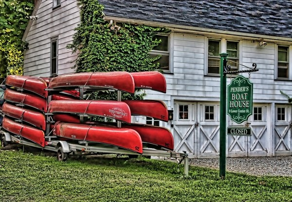 Pender's Boat House