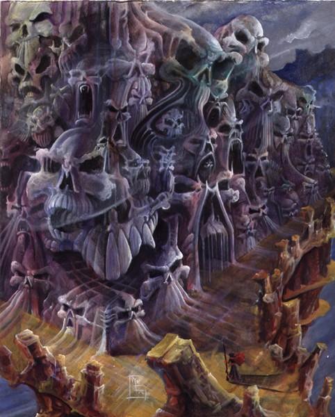 Skull Fortress