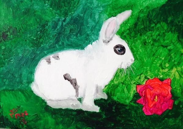 Hare Inspired