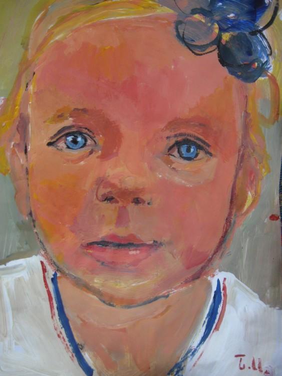 Portrait -children's portrait series